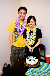 Cai Xuan's Graduation/Farewell Party